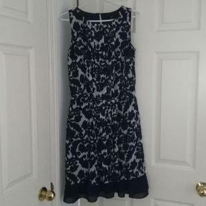 Summer sleveless dress